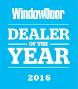 National Window Replacement Dealer of the Year