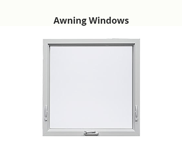 Awning Windows Style