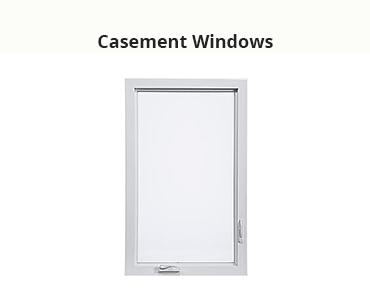 Casement Windows Style