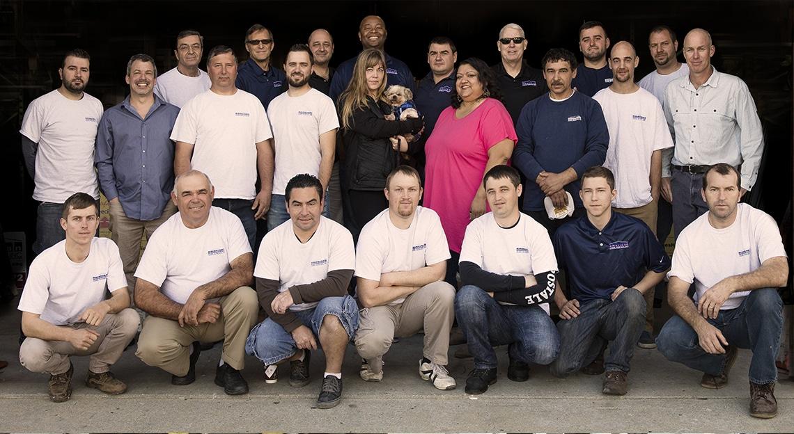 Team Pic Siding Contractors